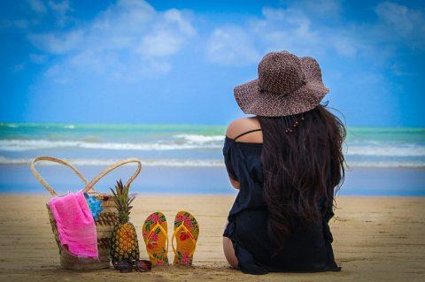 Ladies Beachwear Fashion