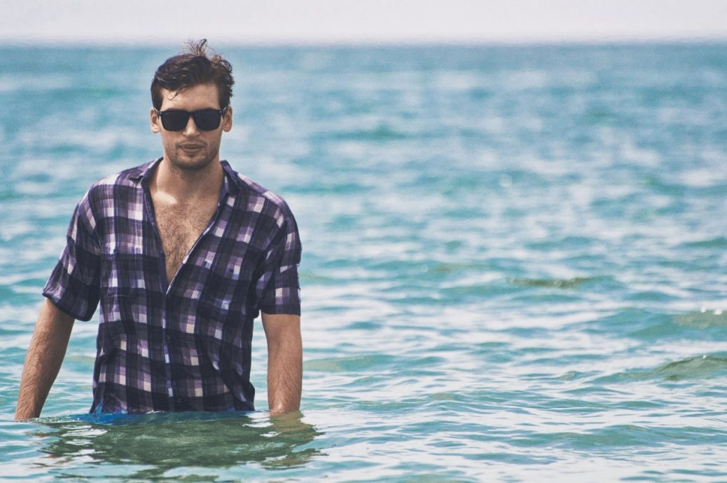 Mens Beachwear Fashion