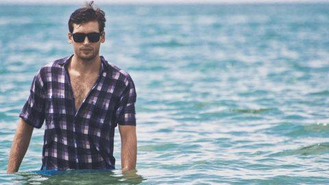 Mens Beachwear Fashion