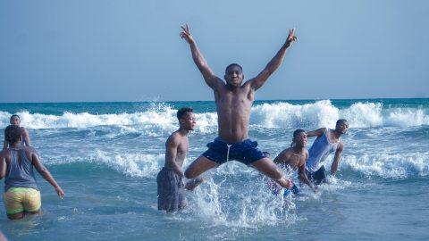 Men's Swim Trunk