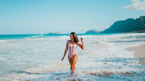 Types of Women's Swimsuits