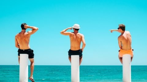 top-rated mens swimwear