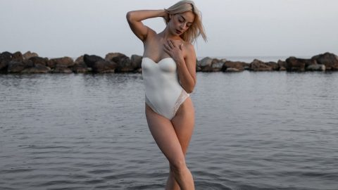 Classic One-Piece Swimsuits