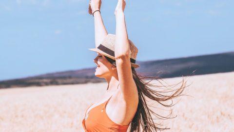 Women's Beach Sun Hats